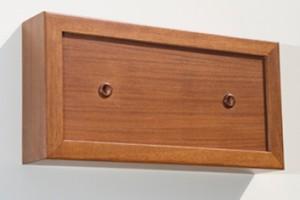 Cassonetto tapparelle in legno